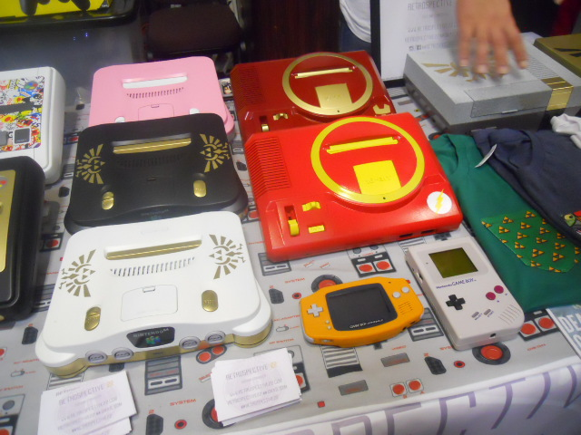 london gaming market, video games, retro, video game consoles, bling, retrospective 22