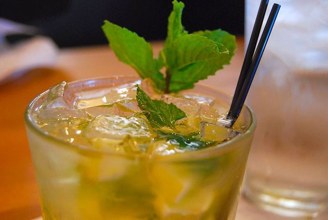 mojito, cocktail, drink, bar, lounge, hotel, bosco, surbiton