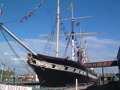 SS Great Britain, Dockyard Cafe, Eat in Bristol, Dine in Bristol, Bristol, Bristol Activities