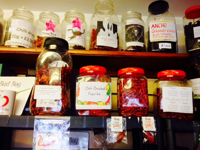 the little chilli shop, anglesey, isle of anglesey, beaumaris anglesey, menai straits, what to do in north wales, north west wales, chills, shopping, foodies