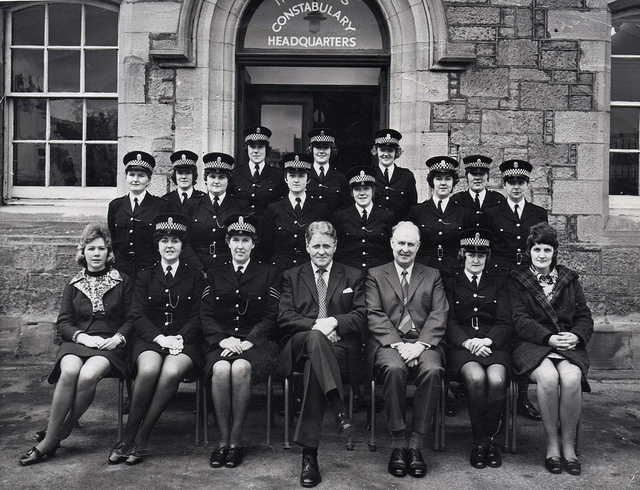 women in the police service, british police, history, lectures, hampshire records office