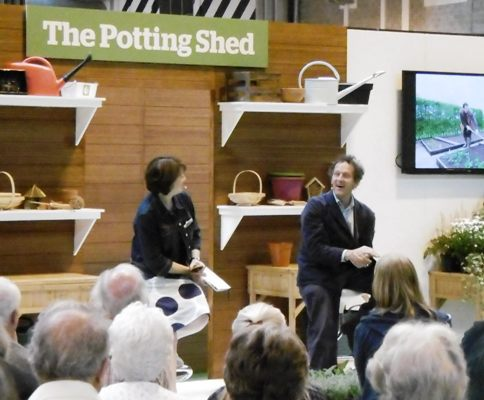 BBC Gardeners World Live, Birmingham NEC, Gardens, Monty Don, BBC Good Food Show