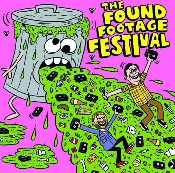 found footage festival, soho theatre