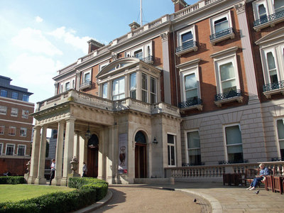 Front Entrance of the Wallace Collection