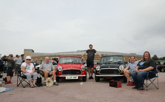 gaydon gathering, british motor museum, free events in midlands, warwickshire