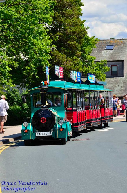 Kiddies Train, Bowness, United Kingdom