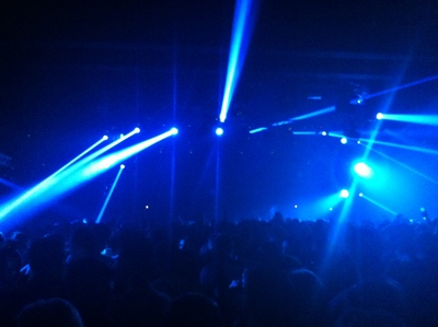 redlight warehouse project