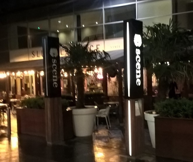 Scene, Spinningfields, restaurant, curry, Indian restaurant, Manchester, eating out, food, spicy, hot food,