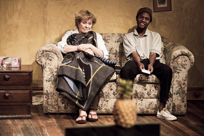 solomon and marion, birmngham rep, south africa, the print room, baxter theatre centre, janet suzman