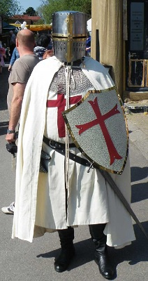 St George's Day Pinner