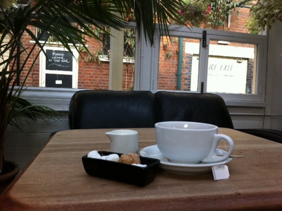 The Jam Factory, Cup of Tea