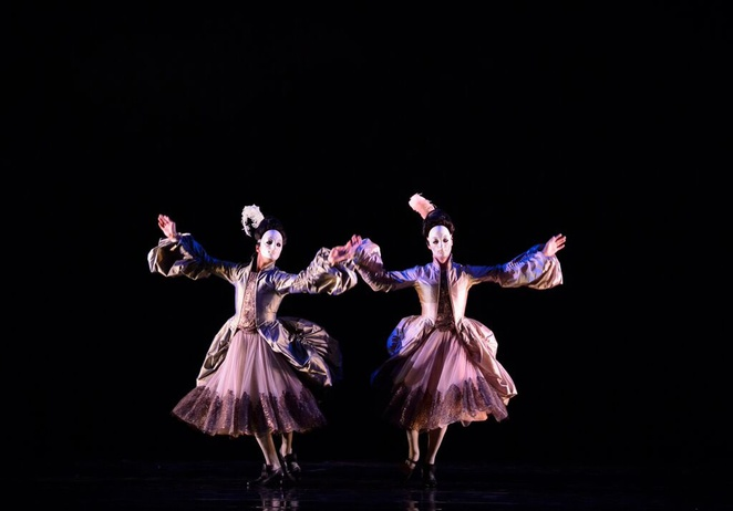 The king dances , Birmingham royal ballet, theatre review, weekend notes, David bintley