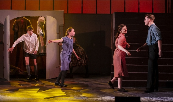 The Lion, The Witch and The Wardrobe, Lichfield Garrick
