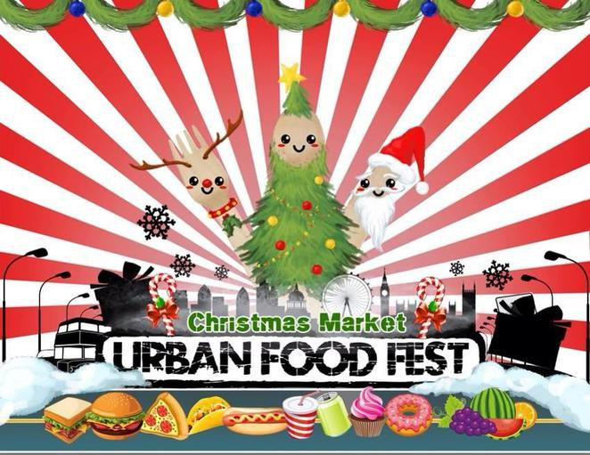 urban food fest christmas