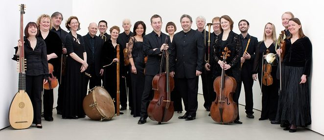academy of ancient music, mortal voices, southampton concerts, baroque music