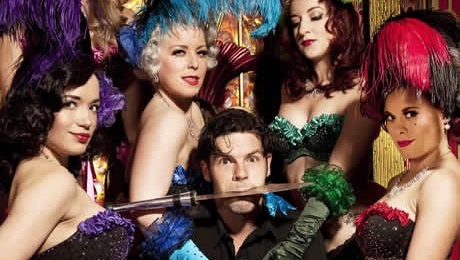 An Evening of Burlesque show
