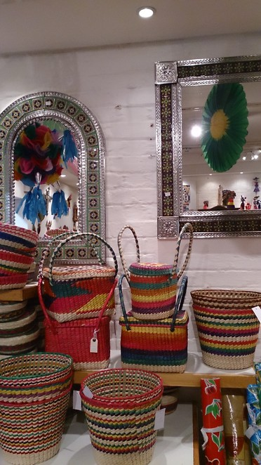 Casa Mexico, Mexican artisan crafts, shop, London, Bethnal Green