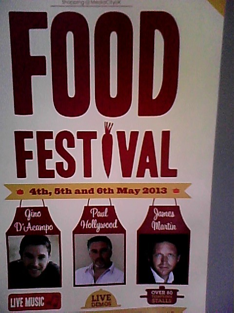 food festival, lowry outlet, bank holiday,