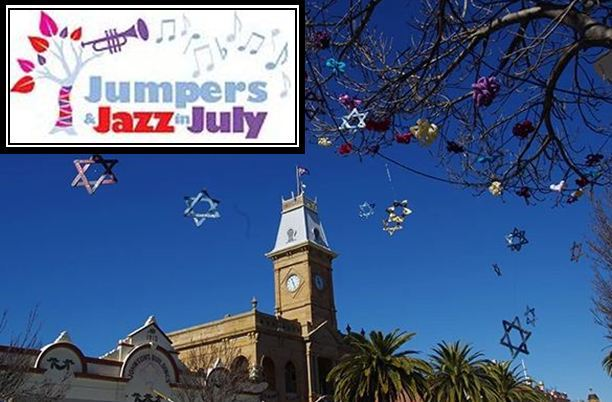 Jumpers & Jazz July 2017