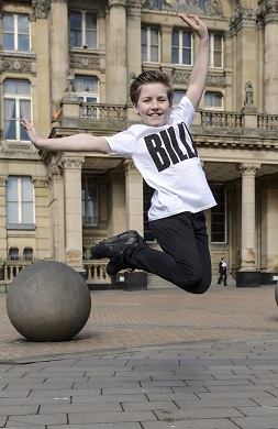 lewis smallman, billy elliot, birmingham hippodrome