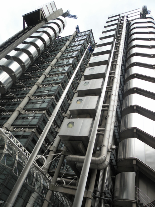 Lloyd's Building (front)