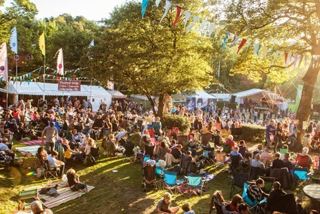 Moseley folk festival, best summer festivals in Birmingham