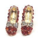 Ruby Slippers Earrings