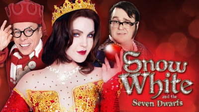 snow white and the seven dwarves, new wimbledon theatre