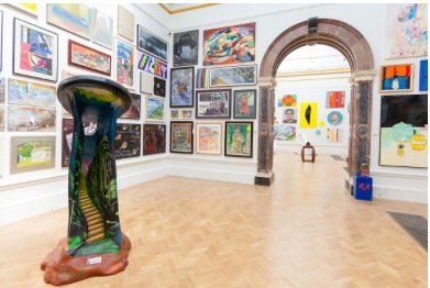 summer exhibition, royal academy of arts