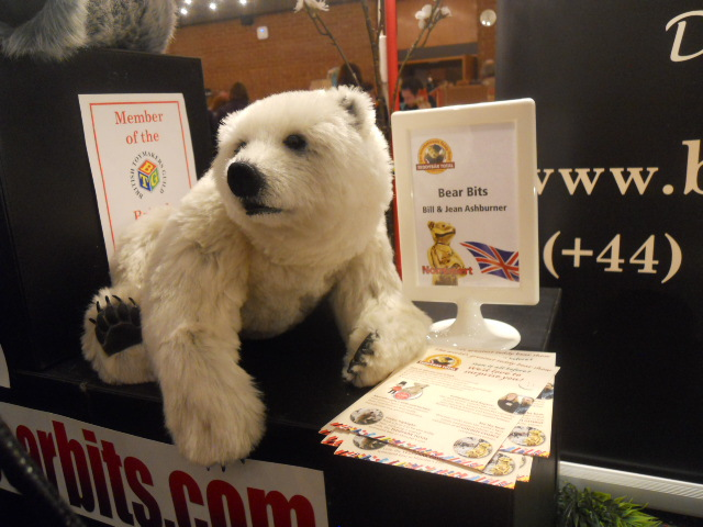 teddies winter fest, teddies 2015, hugglets, polar bear, bear bits