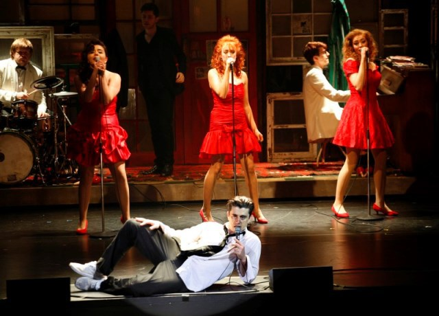 The Commitments UK Tour, review, Roddy Doyle musical