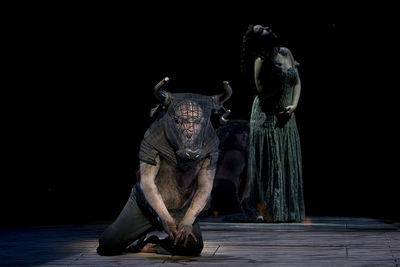 the minotaur, royal opera house