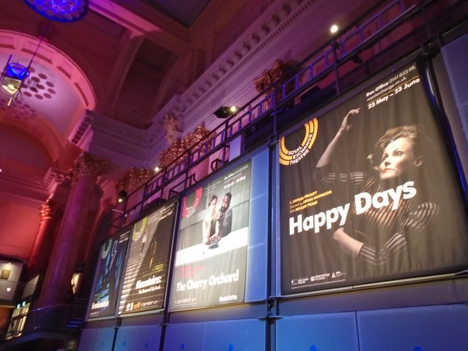 Theatre, Maxine Peake, Manchester, Samuel Beckett, Happy Days, Royal Exchange