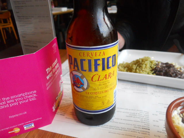 wahaca, wimbledon, mexican market eating, mexican beer