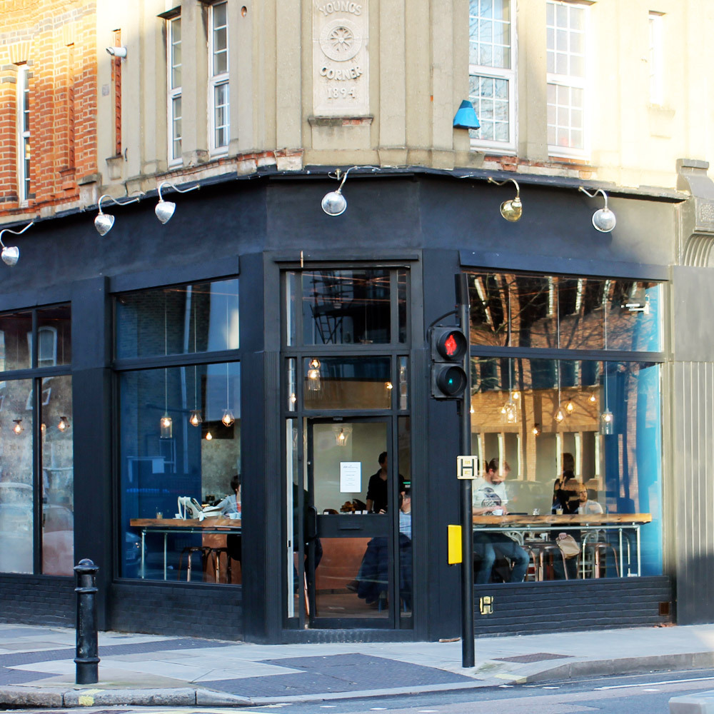 Artisan Coffee Shop London