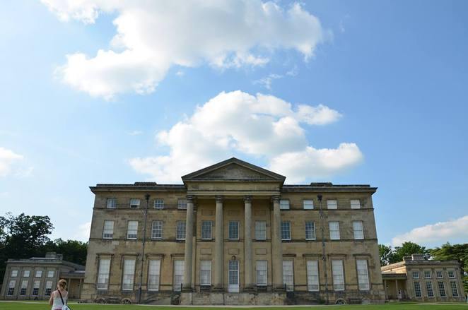 attingham park, national trust, shropshire, atcham, stately home