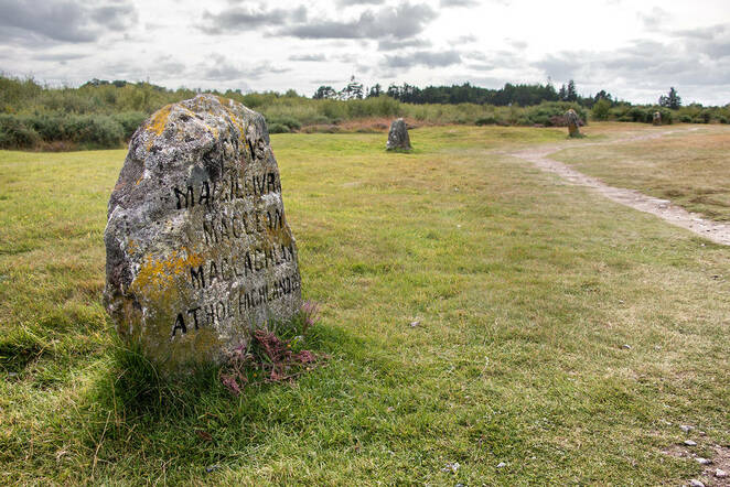 Culloden Battlefield and Visitor Centre