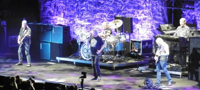 Deep Purple, Ian Gillan, Steve Morse, Don Airey, Roger Glover, Ian Paice, InFinite, The Long Goodbye Tour, Arena Birmingham, Review