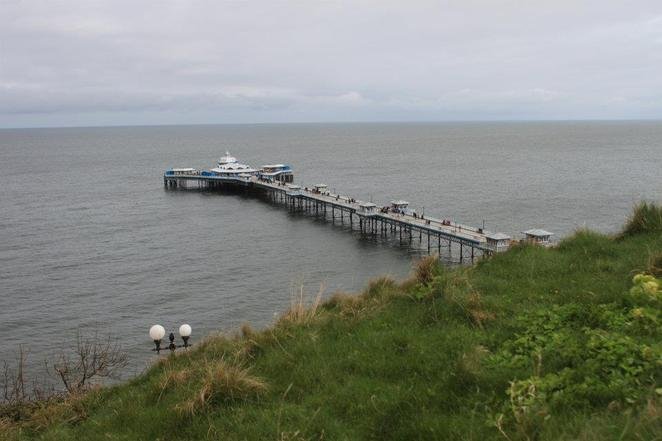 Llandudno Pier, Shorts breaks in UK, Things to see in Wales, Bank Holiday ideas