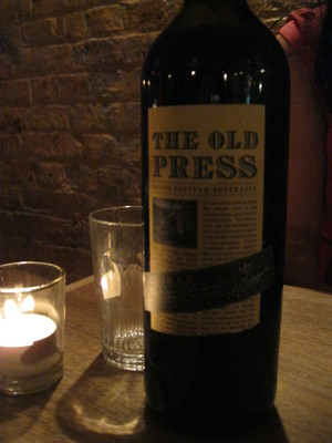 Mr. Buckley's, wine, hackney, restaurant, the old press