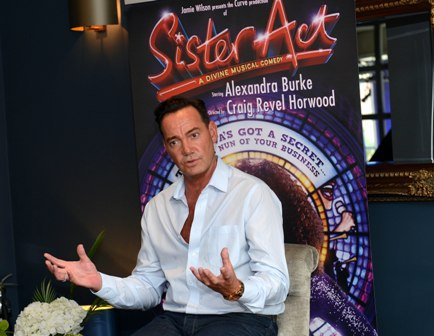 Sister Act, Craig Revel Horwood, UK Tour, where to see stars of Strictly