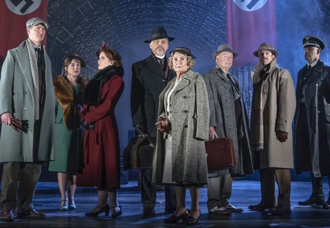 The lady Vanishes, the classic thriller theatre company, UK tour, Malvern Theatres, review