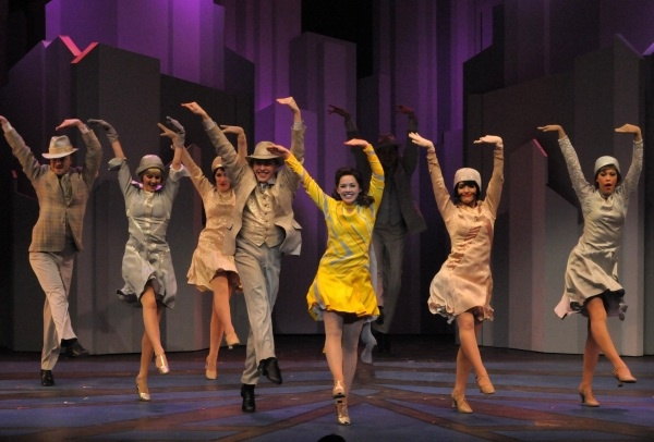 Thoroughly modern Millie, uk tour, Joanne clifton