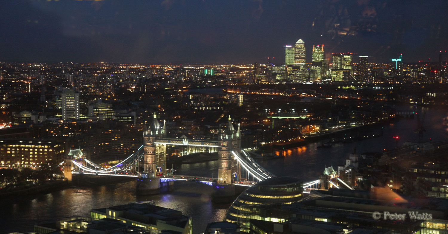 Restaurants In London City With A View