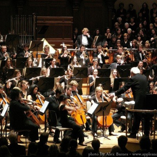 ulso, summer concert, university of london symphony orchestra