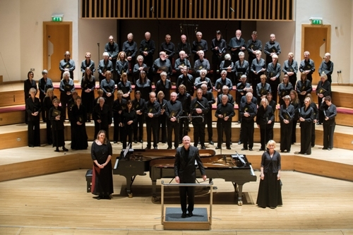 Birmingham Bach Choir, St Alban's Church Highgate Birmingham, Claudio Monteverdi, Carlo Gesualdo, Classical Music, Concert