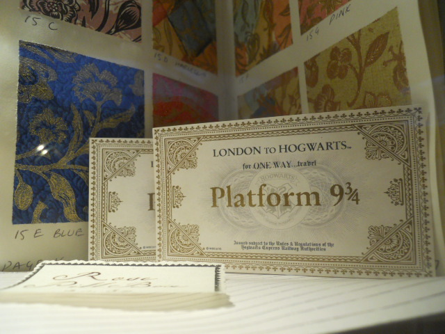 coningsby gallery, minalima, harry potter, platform 9 3/4