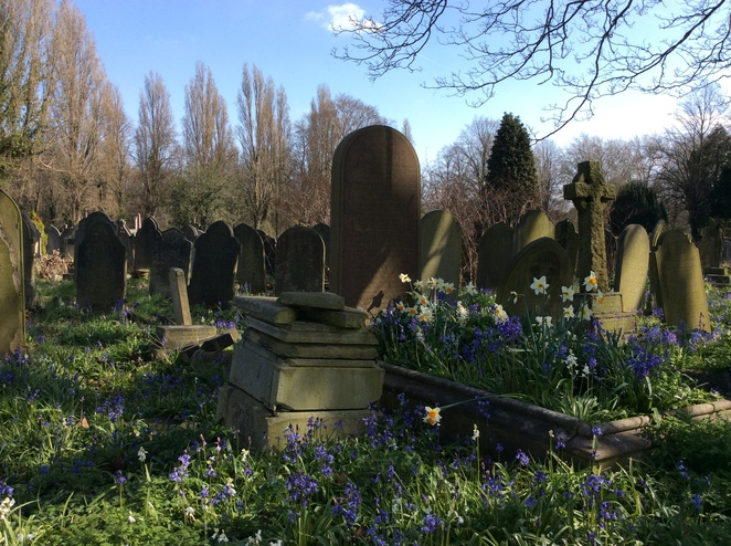 Ladywell Cemetery