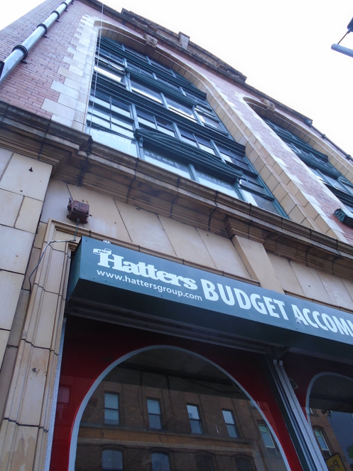 Manchester, history, Woolworths, Manchester Piccadilly gardens, Northern Quarter, Hatters Hostel