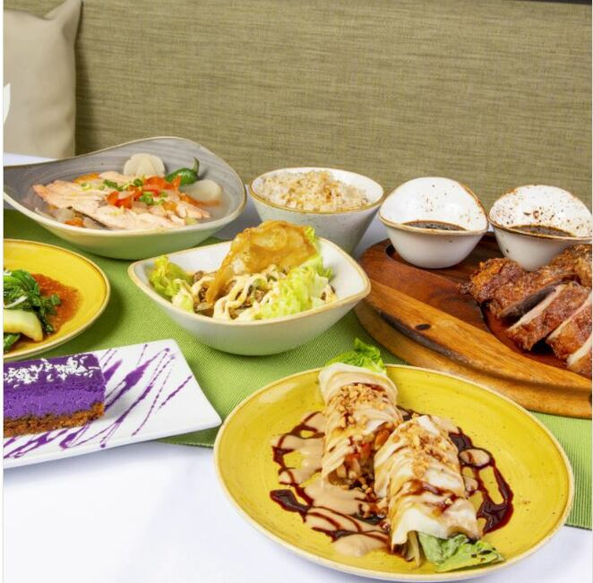 romulo meal kit, easter dining